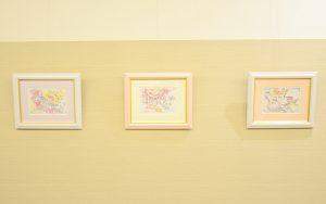 2017.03.02-03.31.ギャラリーなかがみ『上間陽恵ヒーリングアート展 心の中にある確かなもの』_02