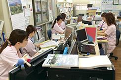 診療支援室の紹介