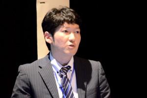 講演1「膵癌の診断と治療の現況」(石原健二:中頭病院消化器内科医長)